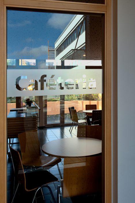 Cafeteria der Bildungsherberge in Hagen