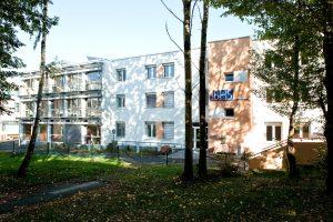 Außenansicht der Bildungsherberge in Hagen