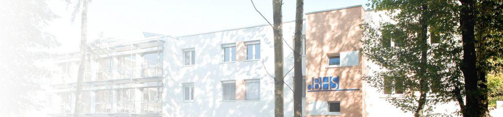 Die Außenansicht der Bildungsherberge in Hagen